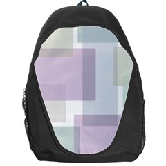 Abstract Background Pattern Design Backpack Bag