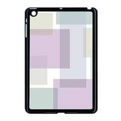 Abstract Background Pattern Design Apple iPad Mini Case (Black)
