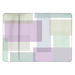Abstract Background Pattern Design Samsung Galaxy Tab 10.1  P7500 Flip Case