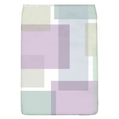 Abstract Background Pattern Design Flap Covers (L)