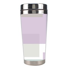 Abstract Background Pattern Design Stainless Steel Travel Tumblers