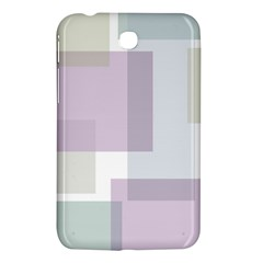 Abstract Background Pattern Design Samsung Galaxy Tab 3 (7 ) P3200 Hardshell Case