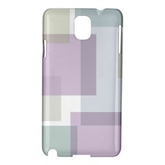 Abstract Background Pattern Design Samsung Galaxy Note 3 N9005 Hardshell Case