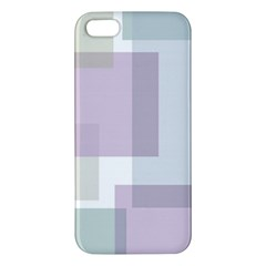 Abstract Background Pattern Design iPhone 5S/ SE Premium Hardshell Case