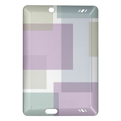 Abstract Background Pattern Design Amazon Kindle Fire HD (2013) Hardshell Case