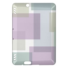 Abstract Background Pattern Design Kindle Fire HDX Hardshell Case