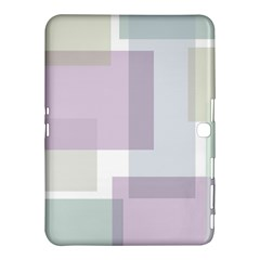 Abstract Background Pattern Design Samsung Galaxy Tab 4 (10.1 ) Hardshell Case