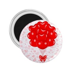 Abstract Background Balloon 2.25  Magnets