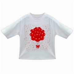Abstract Background Balloon Infant/Toddler T-Shirts