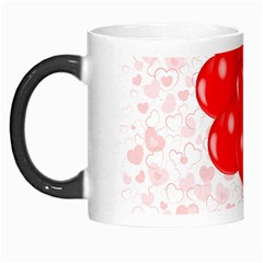 Abstract Background Balloon Morph Mugs