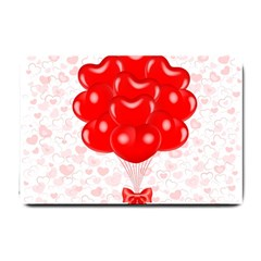 Abstract Background Balloon Small Doormat