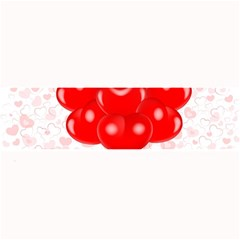 Abstract Background Balloon Large Bar Mats
