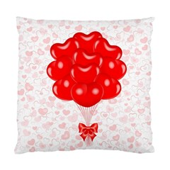 Abstract Background Balloon Standard Cushion Case (One Side)