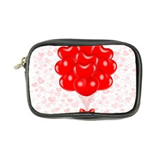 Abstract Background Balloon Coin Purse