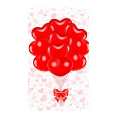 Abstract Background Balloon Memory Card Reader