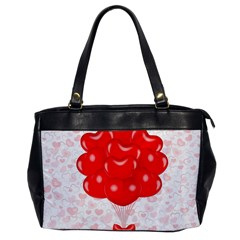 Abstract Background Balloon Office Handbags