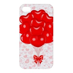 Abstract Background Balloon Apple iPhone 4/4S Hardshell Case