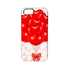 Abstract Background Balloon Apple iPhone 5 Classic Hardshell Case (PC+Silicone)