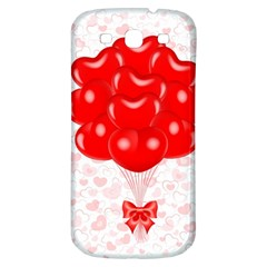 Abstract Background Balloon Samsung Galaxy S3 S III Classic Hardshell Back Case