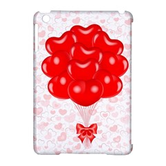 Abstract Background Balloon Apple iPad Mini Hardshell Case (Compatible with Smart Cover)