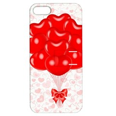 Abstract Background Balloon Apple iPhone 5 Hardshell Case with Stand