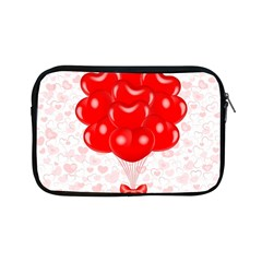 Abstract Background Balloon Apple iPad Mini Zipper Cases