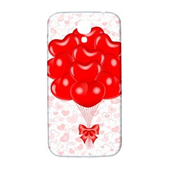 Abstract Background Balloon Samsung Galaxy S4 I9500/I9505  Hardshell Back Case