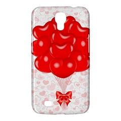Abstract Background Balloon Samsung Galaxy Mega 6.3  I9200 Hardshell Case
