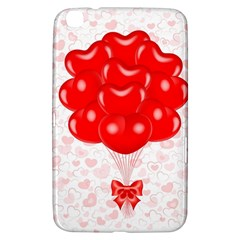 Abstract Background Balloon Samsung Galaxy Tab 3 (8 ) T3100 Hardshell Case
