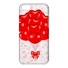 Abstract Background Balloon Apple iPhone 5C Hardshell Case