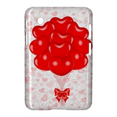 Abstract Background Balloon Samsung Galaxy Tab 2 (7 ) P3100 Hardshell Case