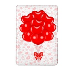 Abstract Background Balloon Samsung Galaxy Tab 2 (10.1 ) P5100 Hardshell Case