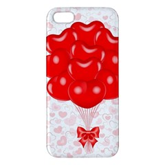 Abstract Background Balloon iPhone 5S/ SE Premium Hardshell Case