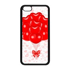 Abstract Background Balloon Apple iPhone 5C Seamless Case (Black)