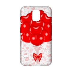 Abstract Background Balloon Samsung Galaxy S5 Hardshell Case