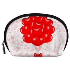 Abstract Background Balloon Accessory Pouches (Large)