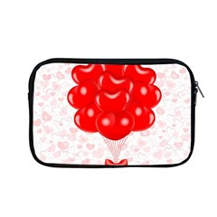 Abstract Background Balloon Apple MacBook Pro 13  Zipper Case