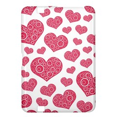 Heart Love Pink Back Kindle Fire HD 8.9