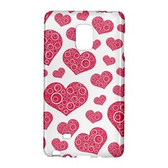 Heart Love Pink Back Galaxy Note Edge