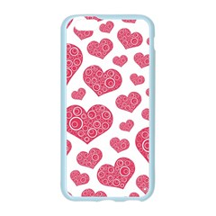 Heart Love Pink Back Apple Seamless iPhone 6/6S Case (Color)