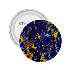 Network Blue Color Abstraction 2.25  Buttons