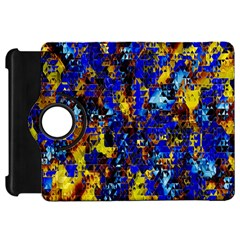 Network Blue Color Abstraction Kindle Fire HD 7