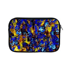 Network Blue Color Abstraction Apple iPad Mini Zipper Cases