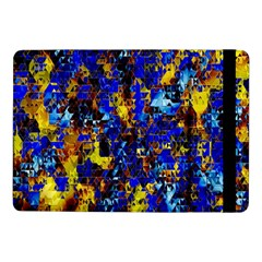 Network Blue Color Abstraction Samsung Galaxy Tab Pro 10.1  Flip Case