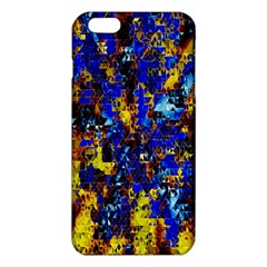 Network Blue Color Abstraction iPhone 6 Plus/6S Plus TPU Case