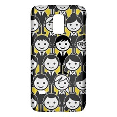 Man Girl Face Standing Galaxy S5 Mini