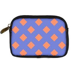 Orange Blue Digital Camera Cases