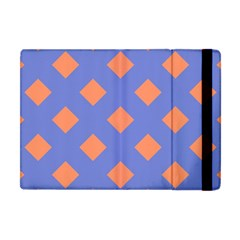 Orange Blue Apple iPad Mini Flip Case