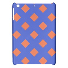 Orange Blue Apple iPad Mini Hardshell Case