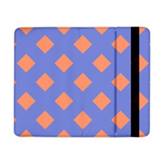 Orange Blue Samsung Galaxy Tab Pro 8.4  Flip Case